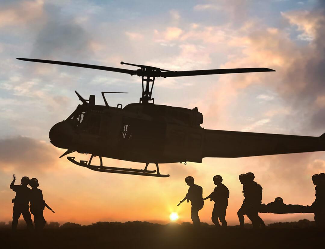 Tomorrow Battalion is run by Veterans
